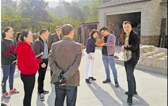 省联席集会办公室构成督导调研组赴桐庐县开展督导调研。