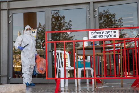 以色列新冠肺炎确诊病例累计484083例