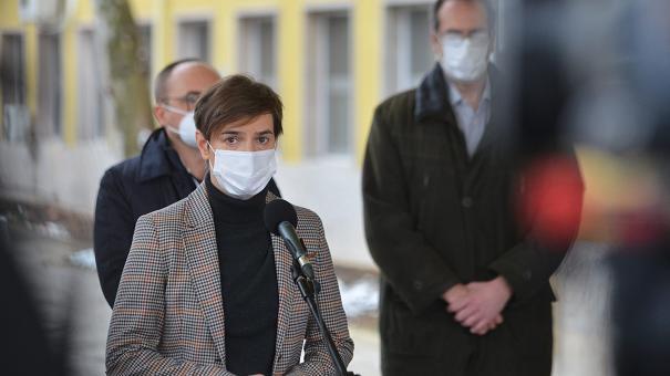 塞尔维亚总理布尔纳比奇:已达成800万剂次疫苗协议