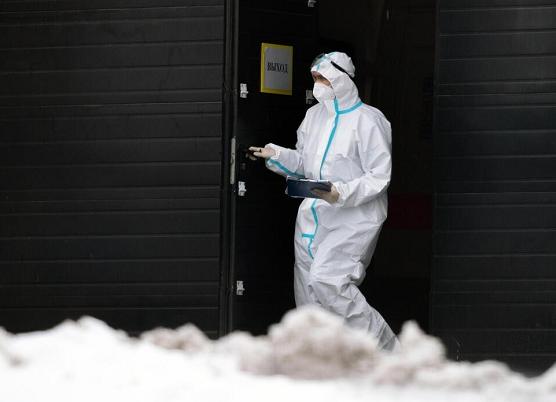 俄罗斯出现英国发现的变异新冠病毒毒株首例感染病例