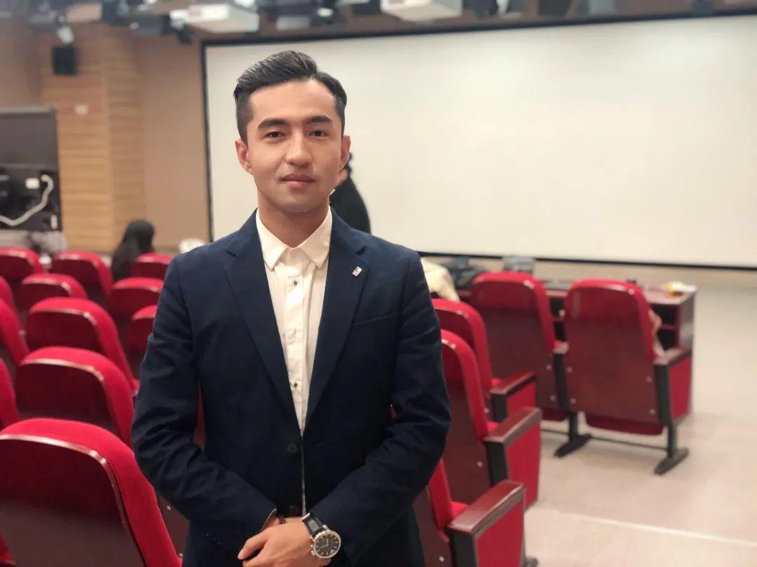 """麦麦提艾力江·阿卜杜艾尼同学获评第十五届""""中国大学生年度人物""""图片"""