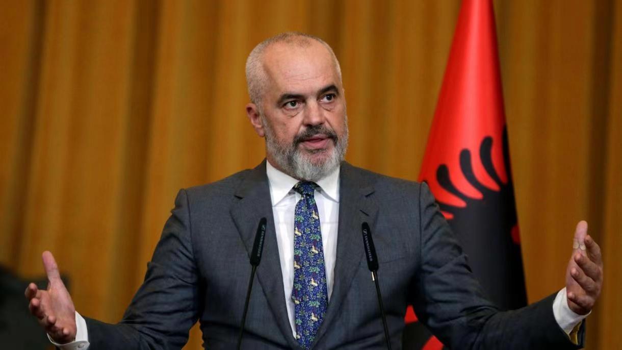 阿尔巴尼亚总理宣布该国1月11日开始接种新冠疫苗