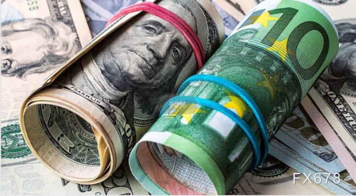 欧元刷新近三周新低,欧元区经济强劲复苏预期日渐冷淡,美国财政刺激预期助力美元回血