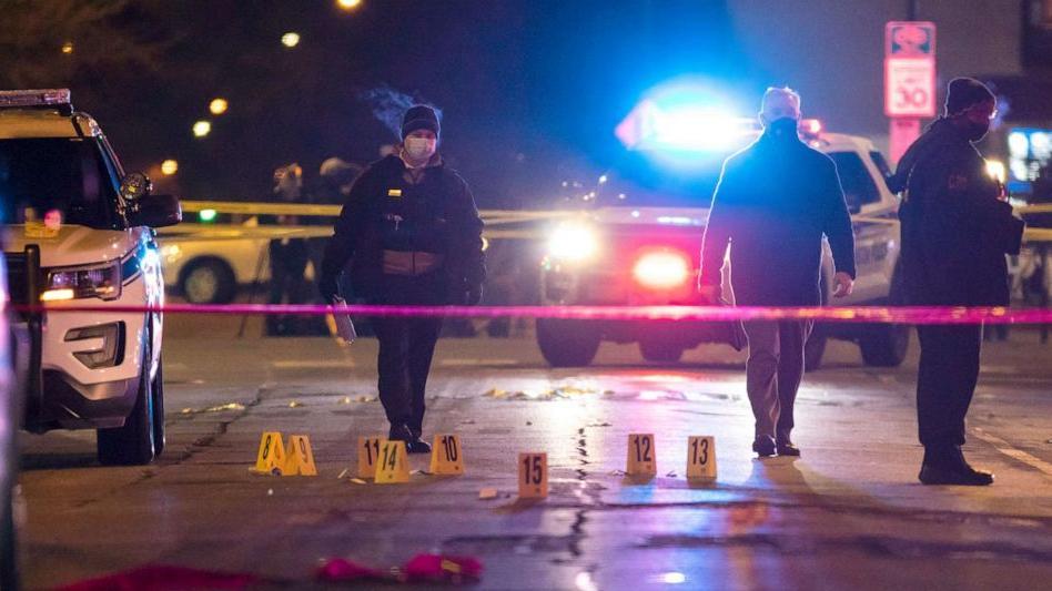 """中国留学生在芝加哥枪击案中遇害 """"枪击之城""""犯罪率持续飙升"""