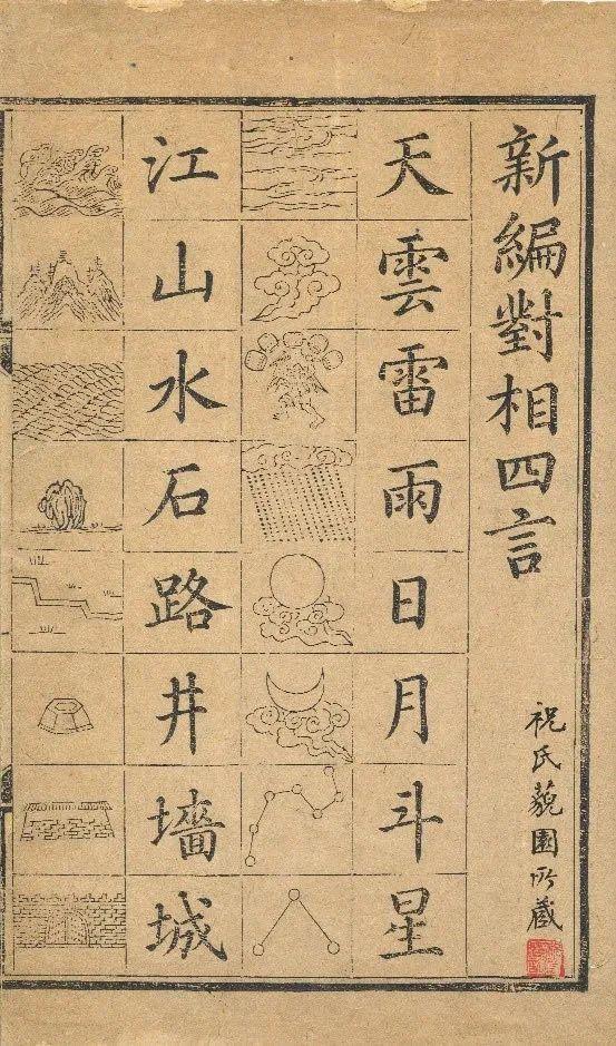 穿越500年看图识字去!华东师大博物馆新年首展图片