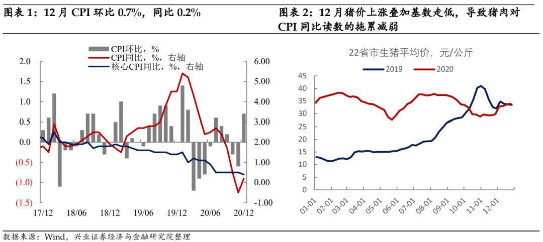 """【兴证固收.利率】""""再通胀""""交易起势,PPI 大幅走高 ——12 月通胀数据点评"""