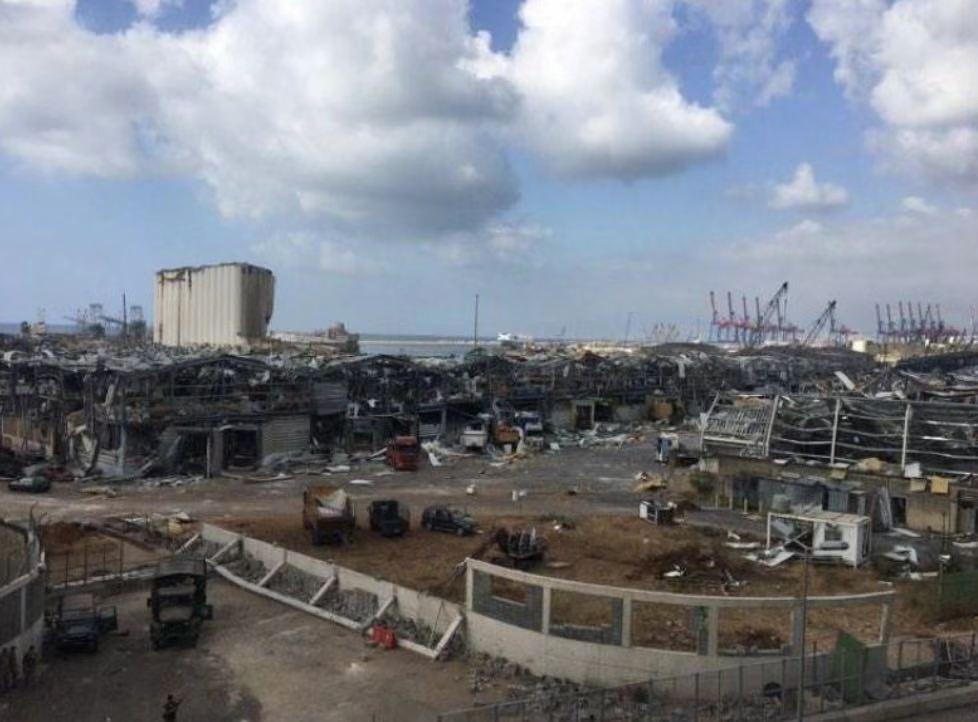 黎巴嫩贝鲁特港爆炸案法官萨万恢复调查工作