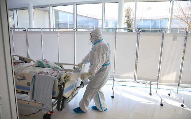 以色列新增9367例新冠肺炎确诊病例 累计达499362