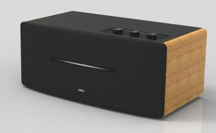 漫步者在CES 2021上推出了两款无线耳塞以及D12蓝牙音箱