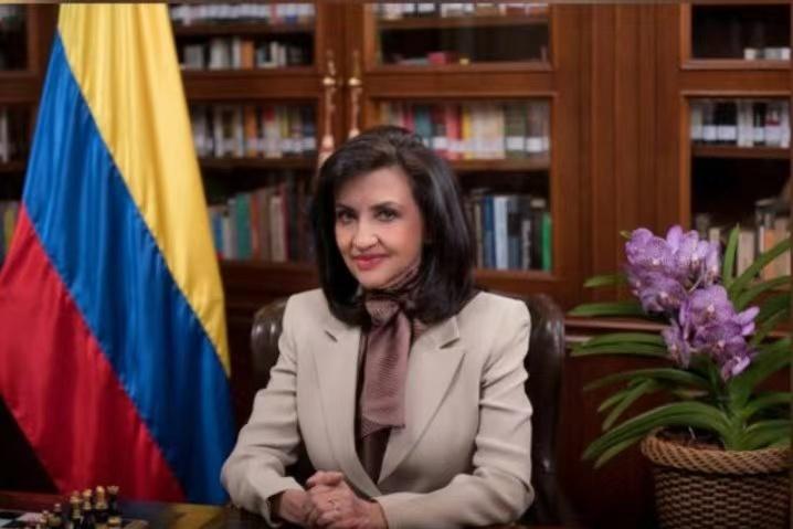 哥伦比亚外长新冠肺炎病毒检测结果为阳性