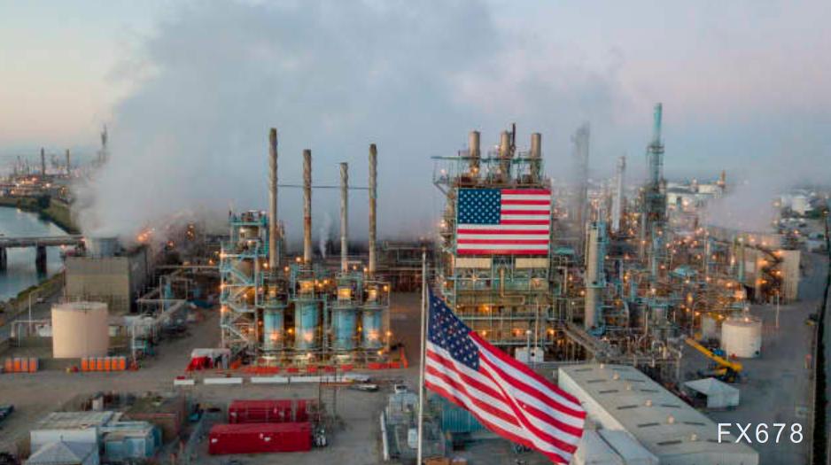 美油刷新近11个月新高,升破53关口,美国加码经济刺激预期高涨
