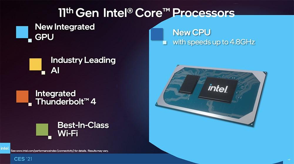 反击苹果AMD:英特尔一次推出50多款处理器产品 将牙膏挤爆