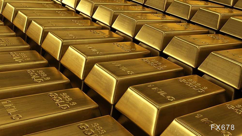 黄金交易提醒:拜登酝酿大规模刺激案,美债收益率或迎六连阳,金价近一个月低位挣扎