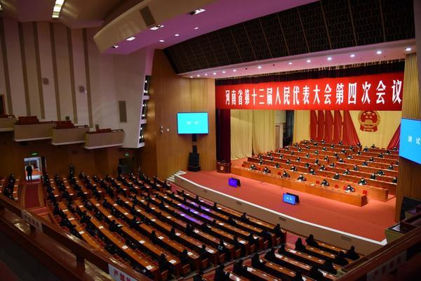 准备就绪!河南省十三届人大四次会议会场及代表驻地迎接检查图片