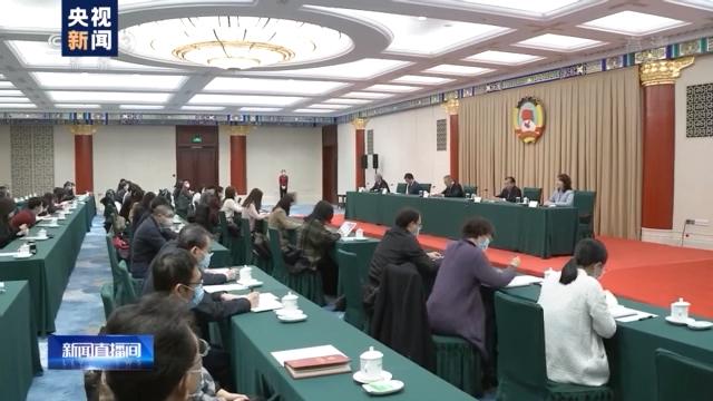 全国政协专门委员会首场媒体见面会在京举行