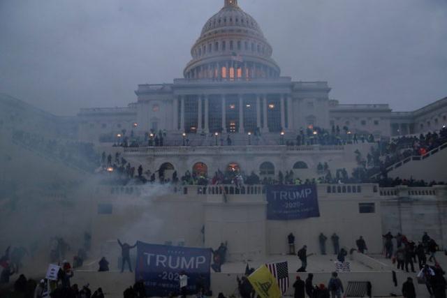 国会骚乱早有预兆?美官员半年前就警告:网络煽动暴力!