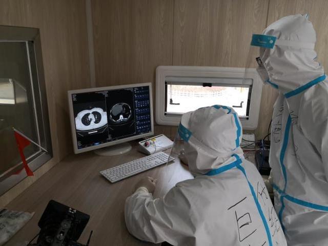 湖北援冀移动CT正式开始工作,借助5G网络半小时形成检查报告