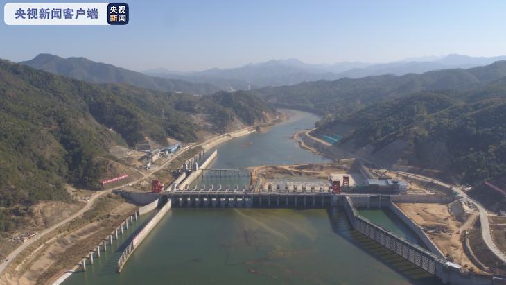 广东韩江高陂水利枢纽工程正式下闸蓄水 惠及沿线700多万人