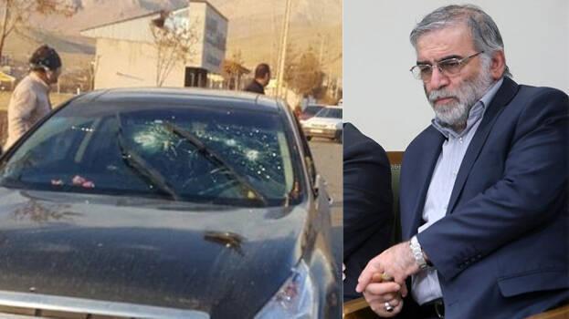 遭暗杀伊朗核科学家的家属索赔1亿美元