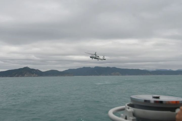 外媒:直-20反潜型参加大规模演习,可能很快进入中国海军服役