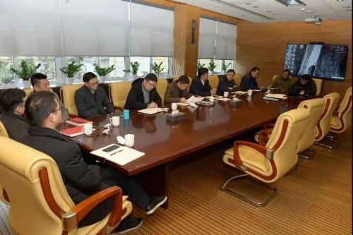省设计院党委迅速传达贯彻全省住房城乡建设工作会议精神图片