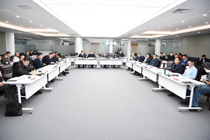"""上海交通大学召开2020年""""管理服务奖""""评审会"""