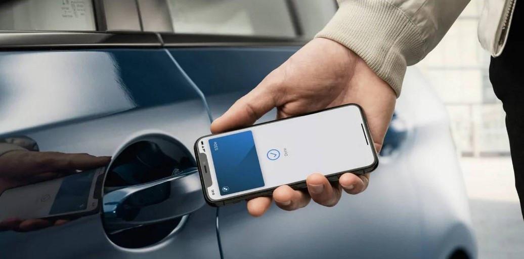 宝马明年推超宽带版苹果车钥匙 可无需掏出iPhone解锁车辆
