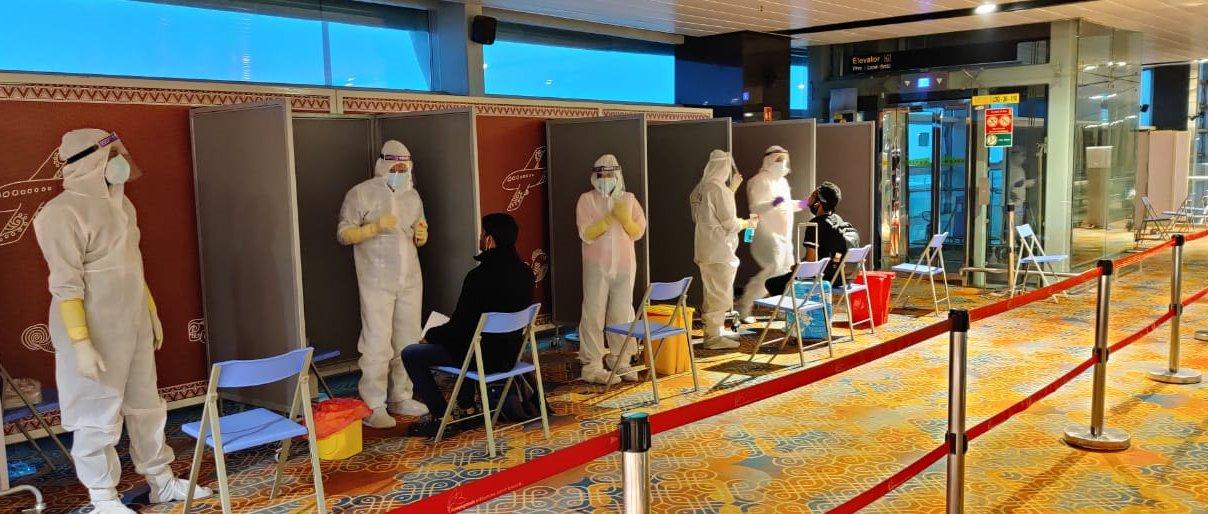 印度感染变异新冠病毒人数达109人
