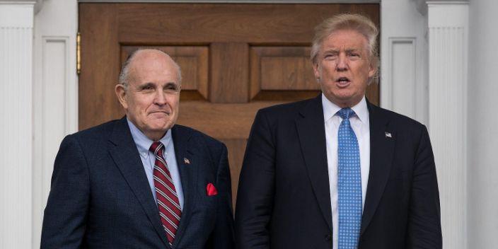 白宫官员指责特朗普私人律师:他导致总统两次被弹劾