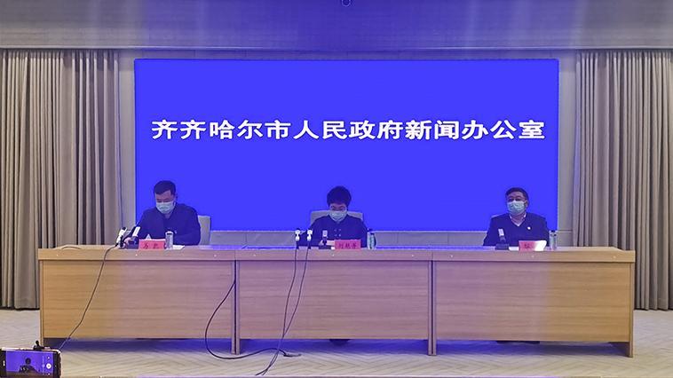 黑龙江齐齐哈尔:已完成核酸采样1666081人份图片