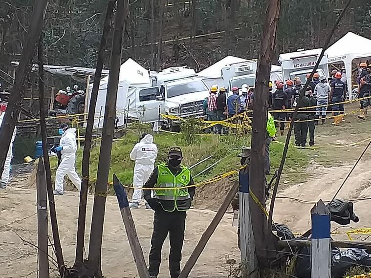 哥伦比亚一非法矿井坍塌 至少4人死亡2人受伤