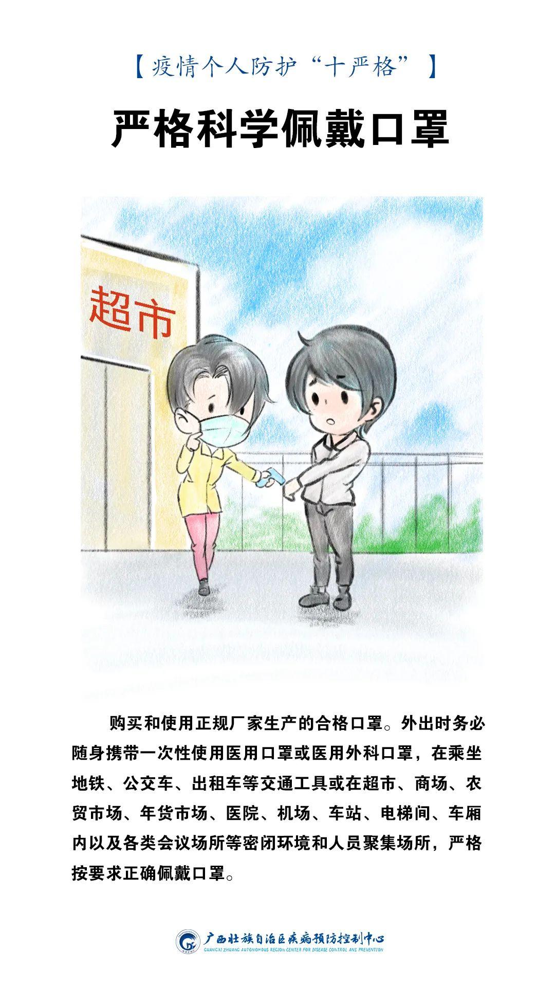 """防控不可大意!图说疫情个人防护""""十严格""""→图片"""