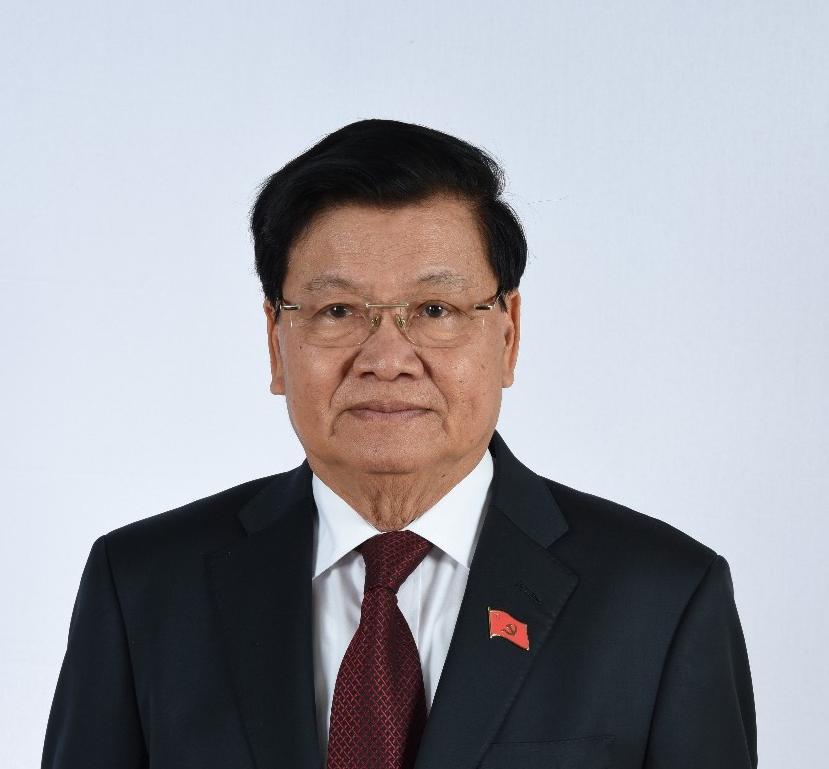 通伦·西苏里当选老挝人民革命党中央委员会总书记
