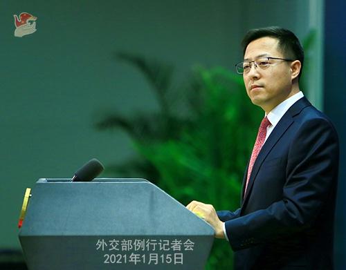 中国正考虑允许此前滞留在港口的部分澳大利亚煤炭清关? 外交部回应图片