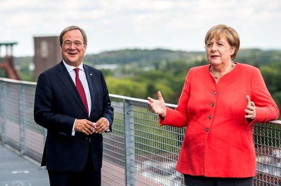 外媒:拉舍特当选德国执政党主席 为默克尔盟友