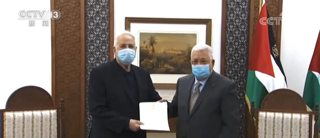 巴勒斯坦总统阿巴斯确定全面大选时间表