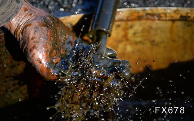 原油周评:油价自近11个月高位回落 市场近忧不断远虑更甚
