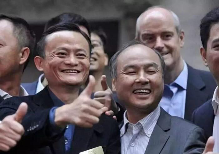 """孙正义""""豪赌""""140亿,押宝中国独角兽,公司价值一年涨至5101亿"""