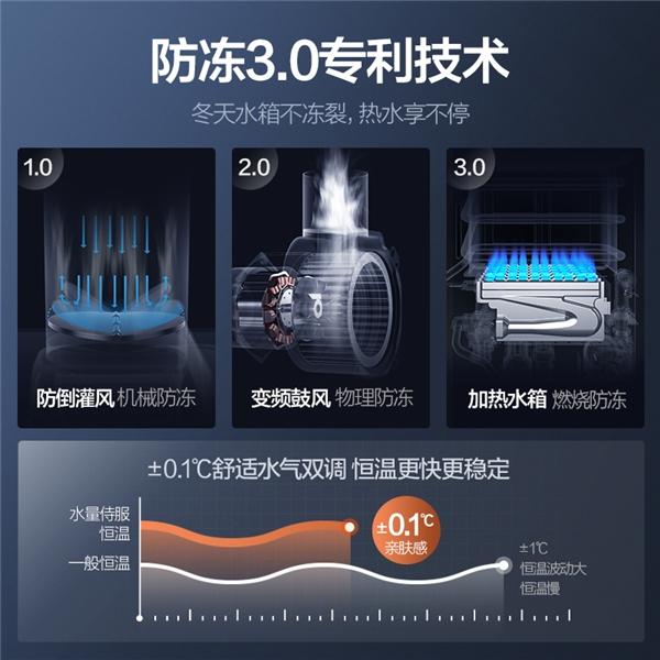 开启热水器3.0全能防冻时代 万和强势助你温暖过冬
