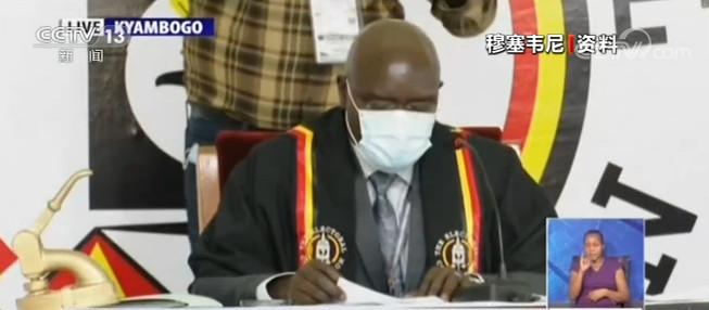穆塞韦尼再次当选乌干达总统
