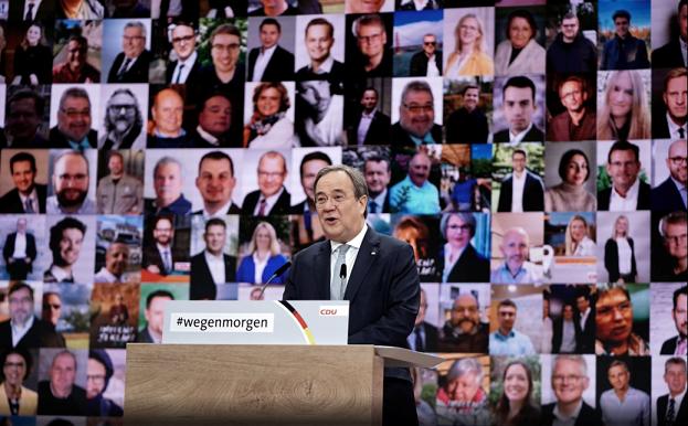 德国主要执政党选出新任党主席 是否成为总理候选人仍是未知数