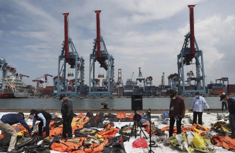 美国调查组抵达印尼对坠机原因展开调查 含波音代表