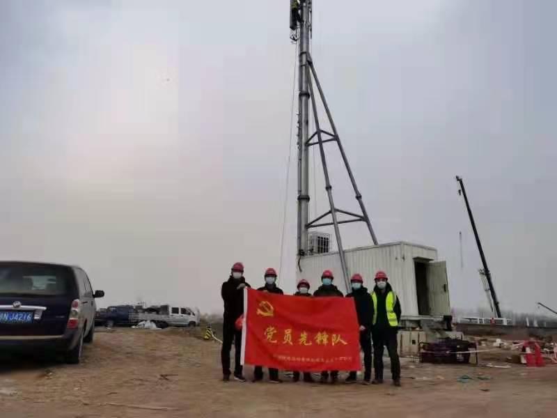 中国铁塔奋战72小时完成石家庄隔离场所通信应急建设,助力实现信号全覆盖