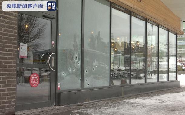 瑞典首都发生枪击案 一人死亡