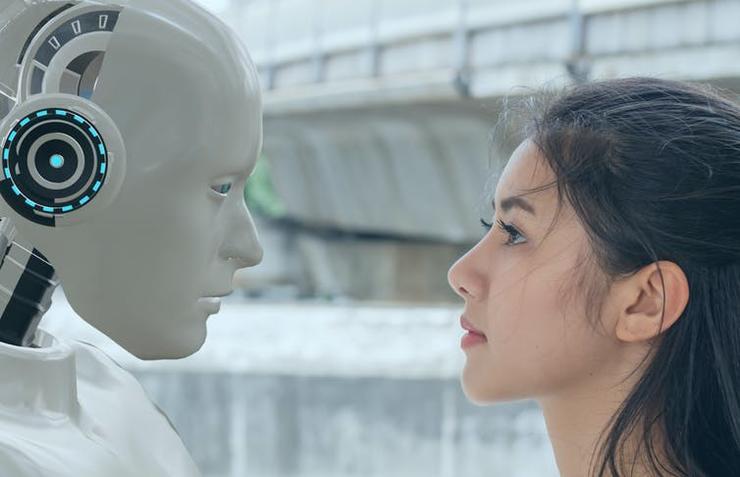 "AI给你介绍了个对象 还是""明星脸""的那种"