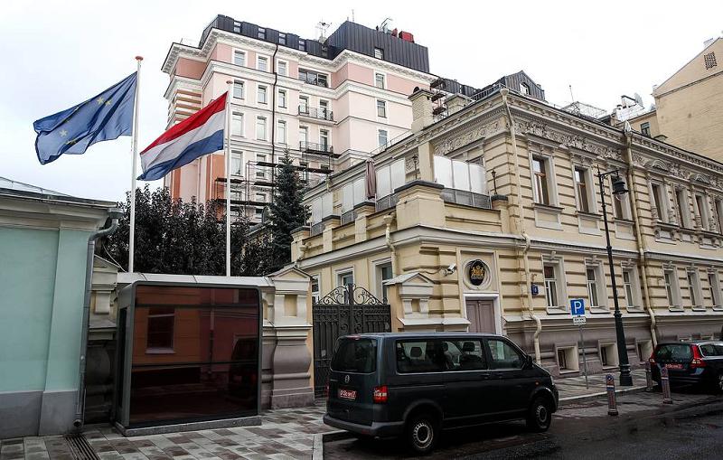 俄罗斯驱逐两名荷兰外交官 要求其两周内离境