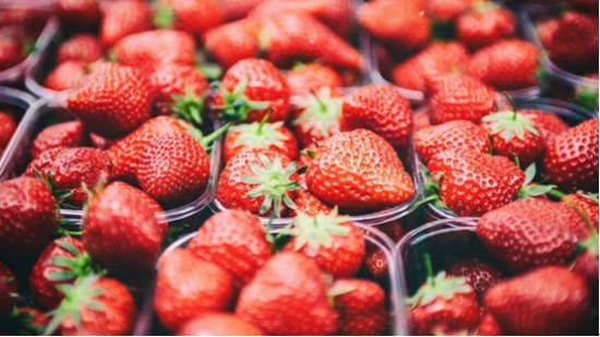 尝鲜正当时,澳柯玛这款冰箱让草莓持久新鲜