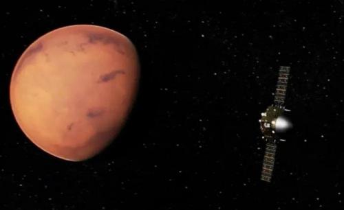 """中国第一辆火星车征名十强出炉,""""十进三""""投票将在百度App启动"""