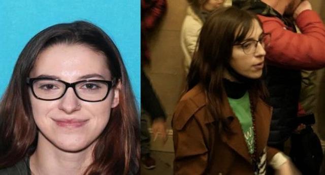 前男友告发后,美国女子遭逮捕