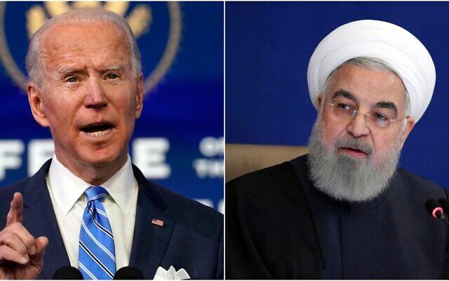 拜登团队与伊朗密谈重返伊核协议?伊朗回应:没有
